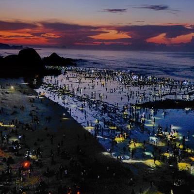 Festival Kuliner hingga Fashion Carnival di Festival Pesona Bau Nyale 2020