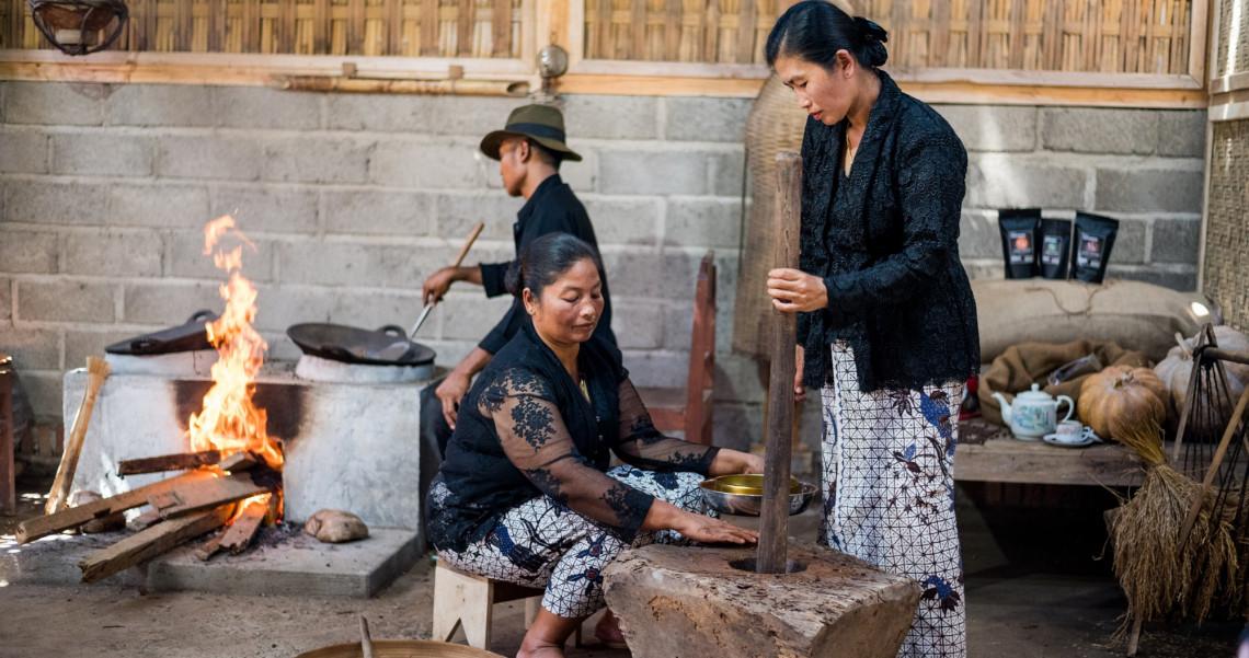 Keramahan Dan Keindahan Adat Osing Di Kemiren Pesona Indonesia