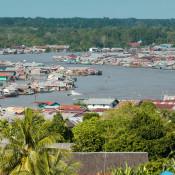 Menikmati Wisata Susur Sungai di Tanah Palangkaraya